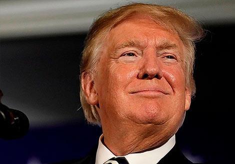 Трамп вышел на старт предвыборной гонки
