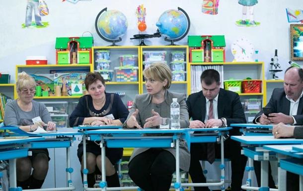 Министра образования не пустили в школу, где она работала учителем
