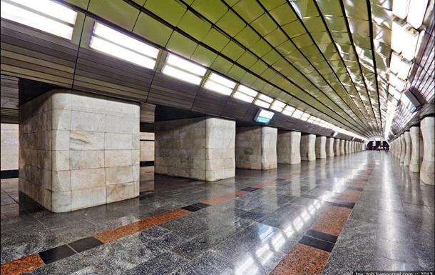 В Киеве из-за  минеров  закрыты 4 станции метро