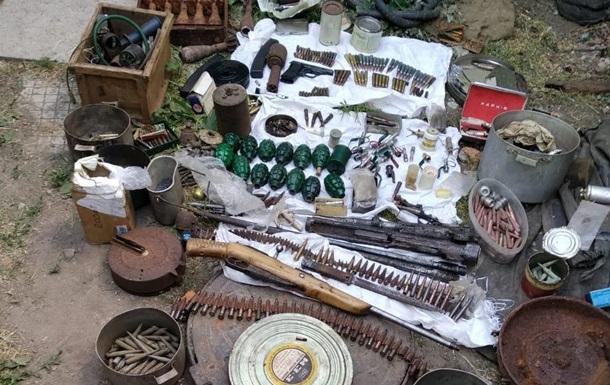 У Харкові пенсіонер торгував боєприпасами