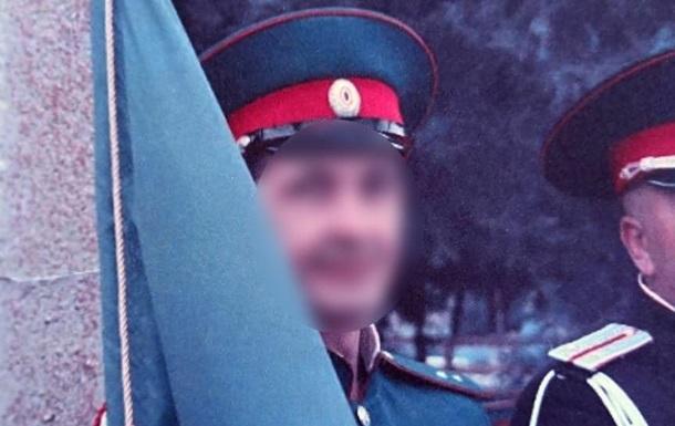 Поліція затримала  козака  з Криму