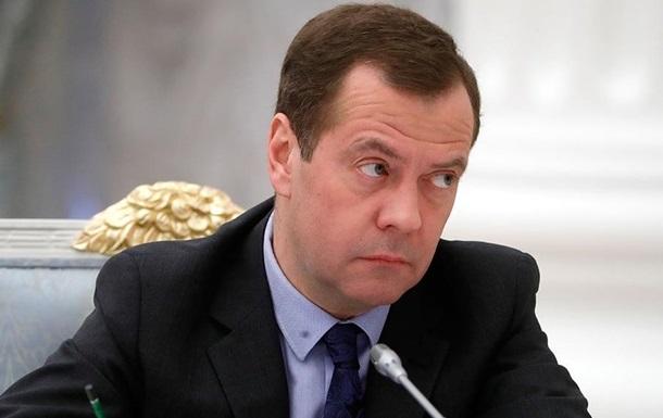 Медведєв пригрозив Грузії проблемами в економіці