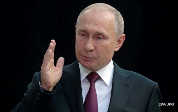 Путін заборонив пасажирські авіаперельоти в Грузію