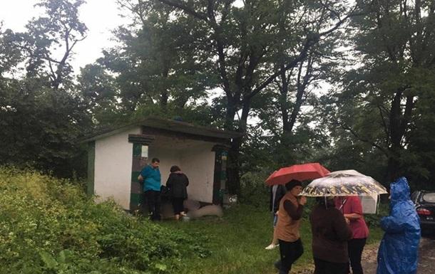 В Івано-Франківській області блискавка вбила трьох чоловіків