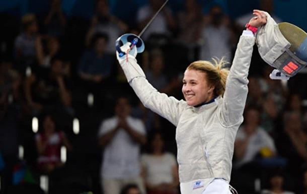 Україна завершила ЧЄ з фехтування з однією медаллю