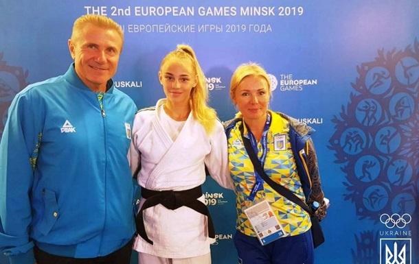 Білодід принесла Україні перше золото Європейських ігор