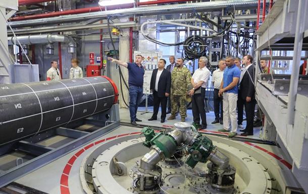 ВСУ испытали боеголовку крылатой ракеты Нептун