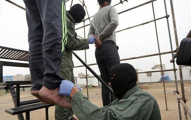 В Ірані стратили чиновника за шпигунство на користь США