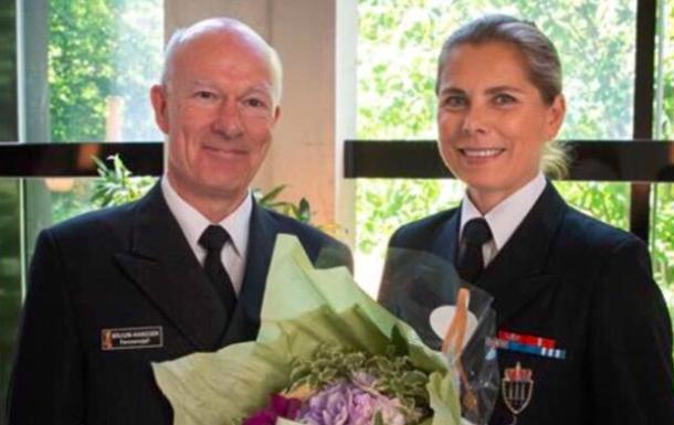 Жінка вперше увійшла до складу військового комітету НАТО