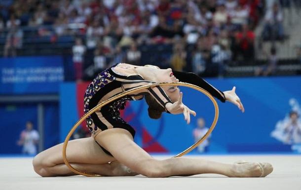 Гімнастка Нікольченко принесла Україні бронзову медаль Європейських ігор
