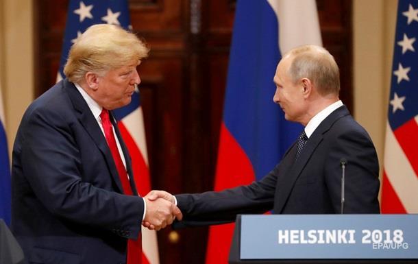 Трамп і Путін обговорять українське питання - міністр