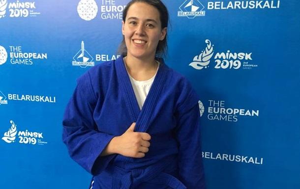 Самбистки пополнили копилку медалей Украины на Европейских играх