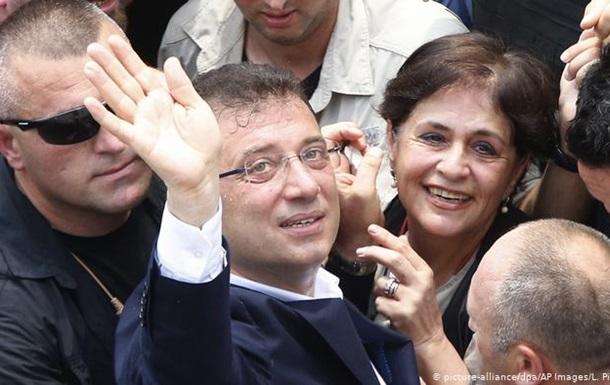 На повторних виборах мера в Стамбулі знову переміг опозиційний кандидат