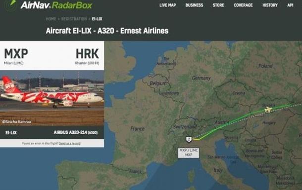 Словацькі винищувачі перехопили літак, що летів до Харкова - ЗМІ