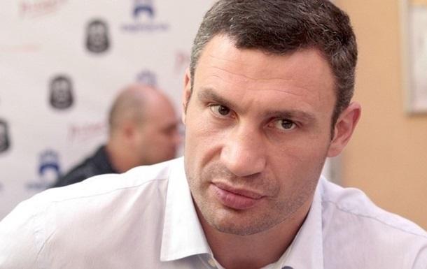 Кличко уволил главу предприятия, ответственного за состояние мостов в Киеве