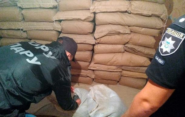 В Одесі силовики знайшли понад сім тонн наркотиків
