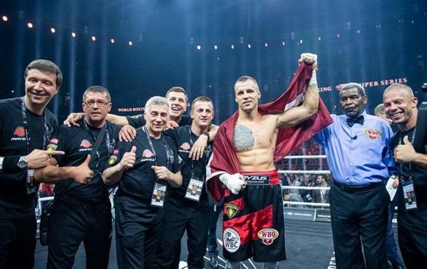 Бриедис официально стал новым чемпионом WBO в тяжелом весе