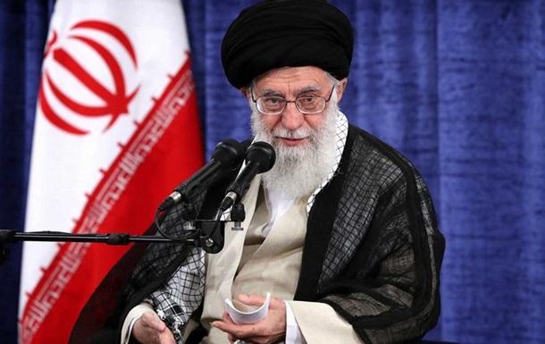 Іран: Санкції США проти аятоли Хаменеї є кінцем дипломатії