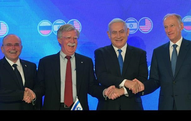 Єрусалимське зібрання «трьох». Провал та наближення війни