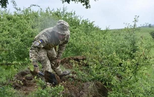Военные рассказали, как защищаются боеприпасы во время жары