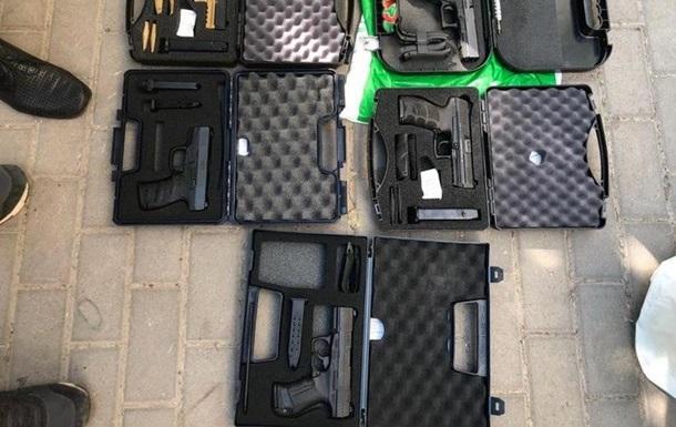 СБУ перекрила канал постачання зброї з Європи