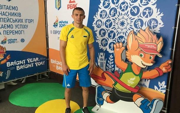 Хижняк ґарантував собі медаль на Європейських іграх