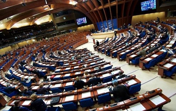 Держдума хоче відправити в ПАРЄ  депутатів  з Криму