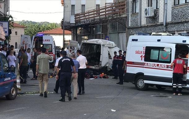 В ДТП в Турции погибли 10 нелегальных мигрантов
