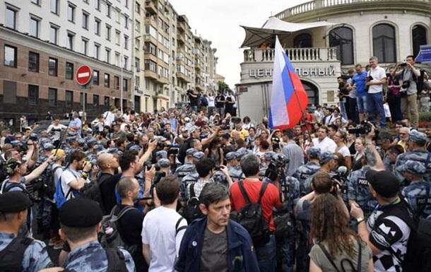 Зростання громадянської активності в Росії - шанс для України