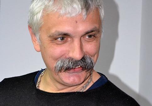 Радикал Корчинский призвал Украину отвернуться от Европы и Запада