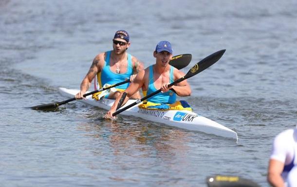 Украинские гребцы завоевали две серебряные медали Европейских игр