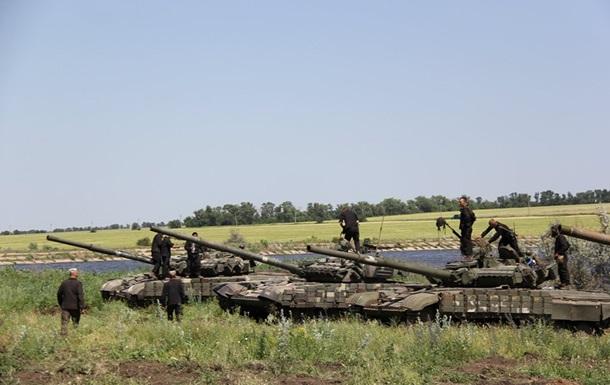 На Донбасі погодили розведення сил