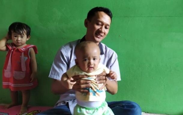 В Индонезии родители назвали сына Гуглом