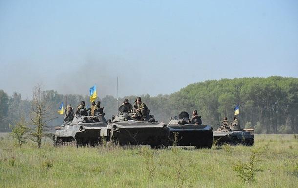 Разведение сил в зоне ООС не ослабляет оборону - штаб