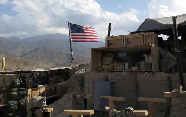 В Афганістані загинули двоє американських військових