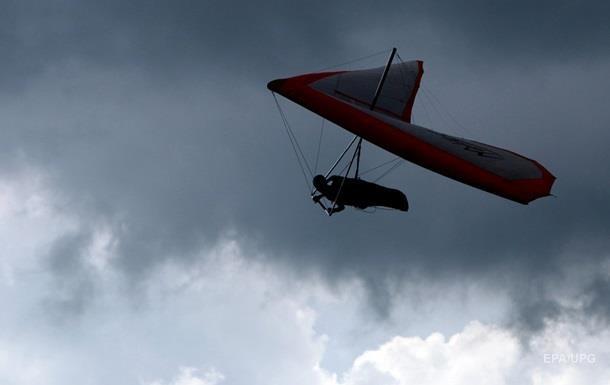 В Полтавской области разбился дельтаплан, есть жертвы