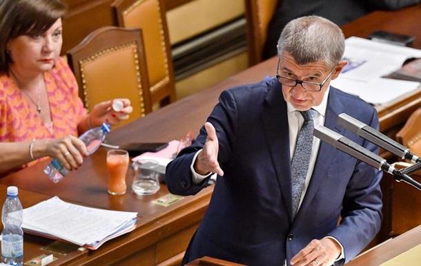 Парламент Чехії не зміг висловити недовіру уряду Бабіша
