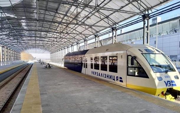 Зупинку Видубичі для експреса Київ-Бориспіль відкриють до кінця 2019 року