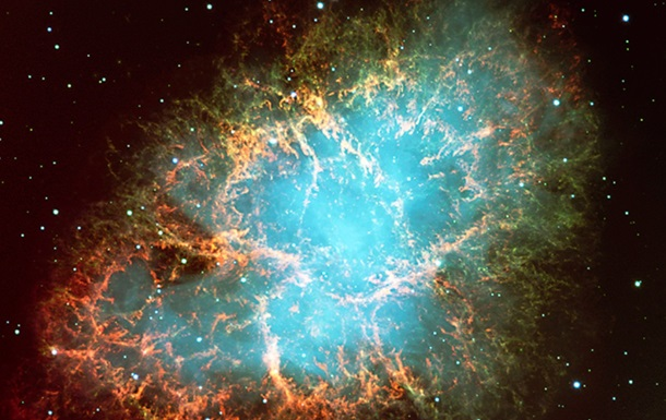 Вчені зафіксували в космосі аномальне світло