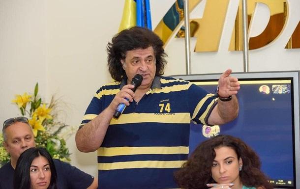 Співак Іво Бобул балотується в депутати