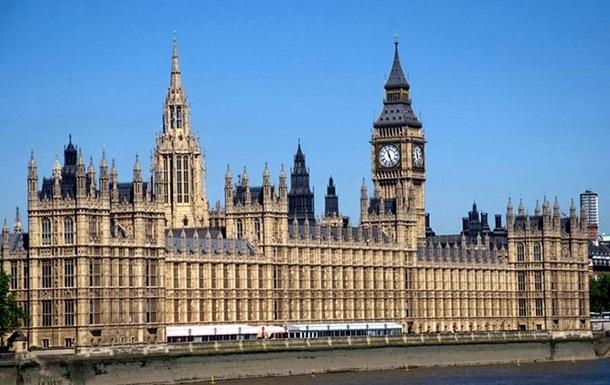 У британському парламенті знайшли сліди кокаїну