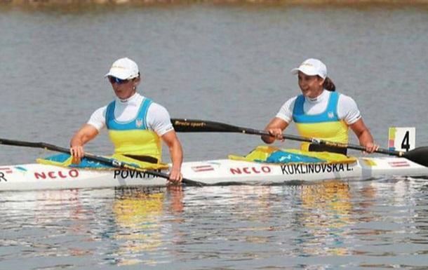 Европейские игры: Украина завоевала золотую медаль в гребле на байдарках