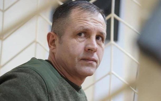 Ув язнений Балух, якого тримають в Росії, знову оголосив голодування