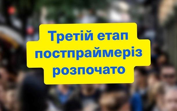 Пост-праймеріз партії «Слуга народу» триває!