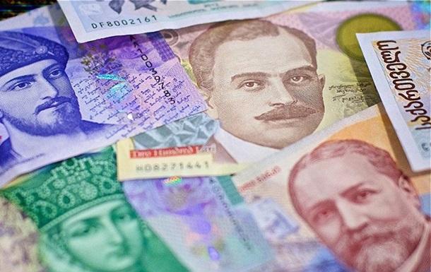 Грузинська валюта оновила історичний мінімум