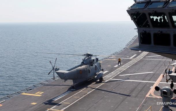 Украина готовится присоединиться к двум операциям НАТО