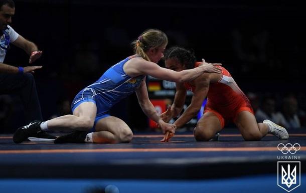 Хаваладжи завоевала серебряную медаль Европейских игр