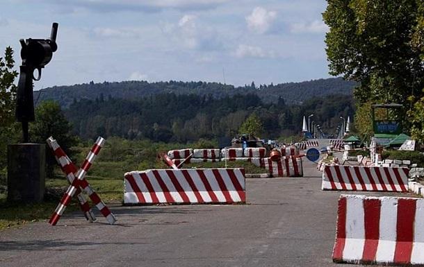 Абхазія ввела обмеження на перетин  кордону  з Грузією