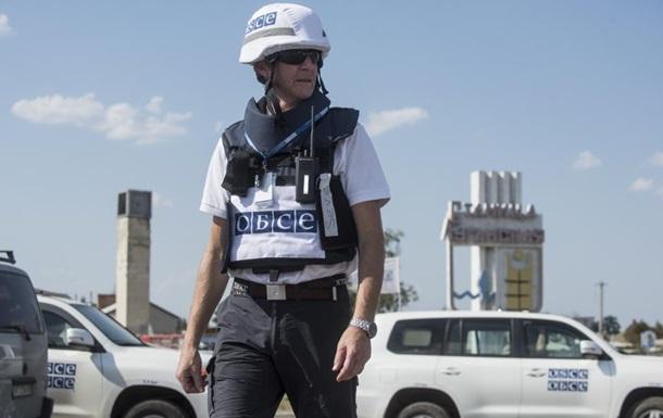 В ОБСЄ підтвердили розведення сил на Донбасі