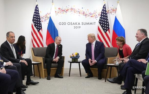 Трамп – Путину: Не вмешивайтесь в выборы